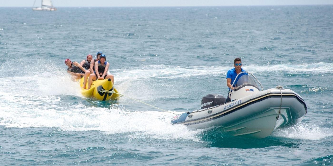actividades nauticas deportivas water sports marbella banus malaga barcos paseos